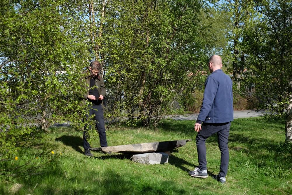 Steingrímur Eyfjörð & Unnar Örn